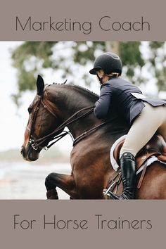 Group Coaching Program Do you need a marketing coach for your horse training business? Try out my program Free for 30 days. Equestrian Boots, Equestrian Outfits, Equestrian Style, Horse Training, Show Horses, Horseback Riding, Content Marketing, Riding Helmets, Trainers