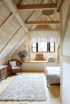 Attic bedroom New home renovation bedroom living spaces 22 Ideas How to Choose a Bean Bag Chair Bean Tiny Bedroom Storage, Bedroom Loft, Bedroom Decor, Bedroom Ideas, Bedroom Ceiling, Design Bedroom, Cozy Bedroom, Bedroom Lighting, Attic Renovation