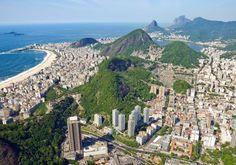 Rio de Janeiro helicopter trip!