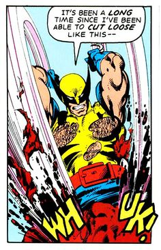 Wolvie in Uncanny X-Men #114 (1978) - Written by Chris Claremont, Art by John Byrne