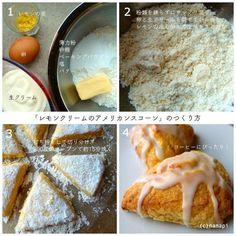 【nanapi】 スコーンといえばイギリスのお菓子。でも、実はアメリカンスタイルのスコーンも存在します。違いをご存知ですか? アメリカンスコーンの一般的な特徴は、形が三角でサイズが大きいこと。その昔、アメリカのカフェでスコーンを注文したら食パンを斜め半分に切ったサイズのどっしり重いスコーン...