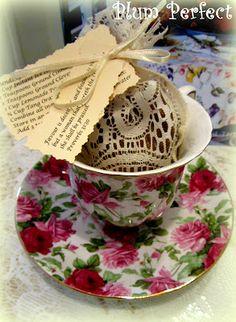 : Friendship Tea Vignette