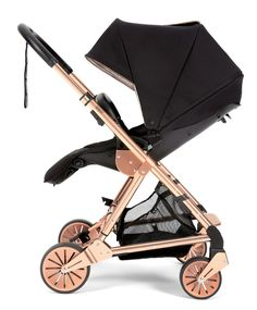These Luxury Strollers Are So Freaking Gorgeous, They Belong in an Art Museum