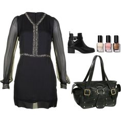 """""""Maria Onyx"""" by mcoulter-1993 on Polyvore"""