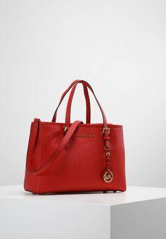 JET SET TRAVEL - Handbag - bright red   Zalando.co.uk 🛒. MICHAEL Michael  Kors. 5a997ed6e