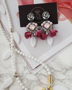 82 отметок «Нравится», 3 комментариев — EDT Accessories (@edtaccessories) в Instagram: «#earrings #earringsfashion #pink #handmade #handmadejewelry #jewelry #jewellery #jewelrydesigner…»