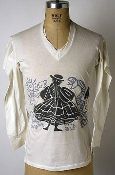 Vivienne Westwood/ Malcolm McClaren   1983  Keith Haring