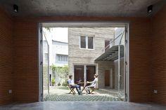 Galería - Casa de los Árboles / Vo Trong Nghia Architects - 61