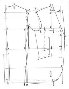 Tailor and Cutter Lounge Coat System (Sports Jacket Variation) from Advanced Practical Designing for Men's Clothing (from Cutter and Tailor Forum)