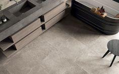 Imitatie Belgisch hardsteen | Keramisch gebakken tegels | Kronos Blautech Modder