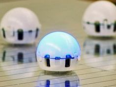 Tiny Robots Tested in Terminator-style Intelligent Swarms (Video)