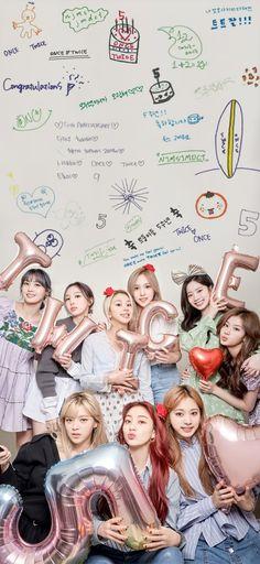 Kpop Girl Groups, Korean Girl Groups, Kpop Girls, Twice Dahyun, Tzuyu Twice, Twice Group, Twice Fanart, Twice Album, K Wallpaper