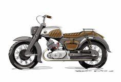 DREAMONE50: Original Concept Sketch