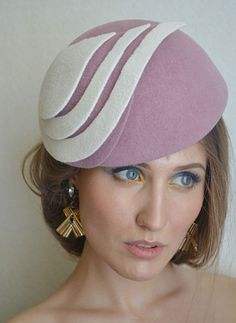 MILLINER: BEAUTY OF HATS #millinery #hats #HatAcademy