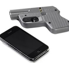 Heizer Firearms DoubleTap, the world's smallest and lightest .45 ACP