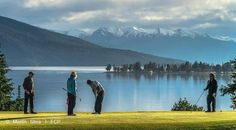 Te Anau Golf Club, New Zealand. Fiordland Classic. http://www.purenzweddings.com/blog/weddings/why-new-zealand-is-the-destination-of-choice-for-weddings