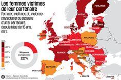 Le 25 novembre, c'est la Journée mondiale de lutte contre les violences faites aux femmes, organisée par les Nations unies.