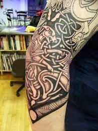 celtic tattoo sleeve - Google Search