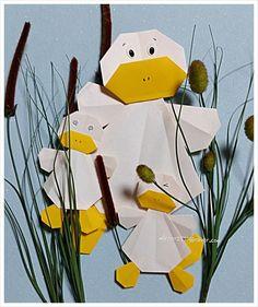 뒤뚱 뒤뚱 귀여운 아기오리 종이접기 입니다~ ^^* 이동미종이접기( 뒤뚱 뒤뚱 귀여운 아기오리접기) 아기오...