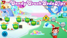 Have you made it to the end of the map in Candy Crush Soda Saga? Check our level index for tips, guides, and videos for every level. http://candycrushsodasagatips.com/candy-crush-soda-saga-levels/