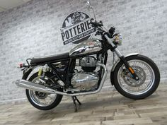 Royal Enfield Interceptor 650 Twin 2019 Chrome Enfield Bike, Enfield Motorcycle, Motorcycle Style, Royal Enfield Accessories, Royal Enfield Modified, Enfield Classic, Royal Enfield Bullet, Paint Stripes, Classic Series
