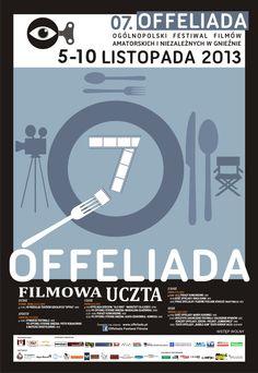 Zapraszamy na siódmą Offeliadę! Seventh edition of our film festival is comming!