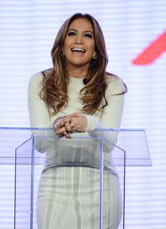 Singer/actress Jennifer Lopez announces Viva Movil by Jennifer Lopez, a new national wireless retailer designed for the Latino community, during a Verizon Wireless news conference at the CTIA 2013 convention at the Venetian Las Vegas on May 22, 2013 in Las Vegas, Nevada. Lopez is a majority shareholder and will serve as the company's chief marketing and creative officer.