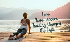 Day one of yoga teacher training (YTT) came on a Sunday. I found myself in a circle with 7 other future yoga teachers. The fear was still there. We went around and introduced ourselves and said why we were there.