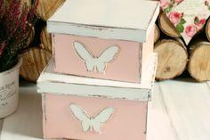 Komplet Motylki od JoannaDesign