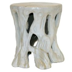 Small Trunk Garden Stool