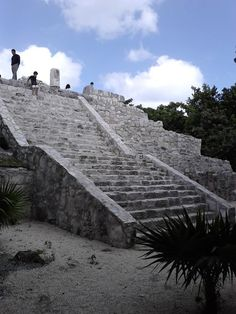 Mayan ruins in #Cancun. Rivera Maya. Amazing place to visit. Loved it! A must see!
