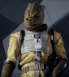 """Feb 5 = Bossk - A Trandoshan bounty hunter in The Empire Strikes Back. He also appeared in the book Tales of the Bounty Hunters, the books of the Bounty Hunter Wars trilogy, in the story """"The Prize Pelt"""", and in Star Wars: Empire at War: Forces of Corruption."""