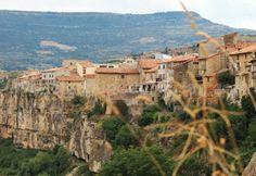 Seguimos por tierras del #Maestrazgo de #Teruel. paseamos por #Cantavieja