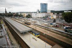 Dworzec PKP Gdansk Wrzeszcz