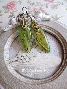 """Фотографии """"Wonder Flower"""" - живые украшения из растений"""