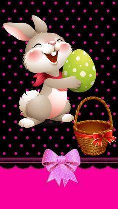 iphone wallpaper for girls Wallpaper Easter - Happy Easter Wallpaper, Holiday Wallpaper, Feather Wallpaper, Iphone Wallpaper, Wallpaper Backgrounds, Easter Bunny Pictures, Easter Backgrounds, Diy Crafts To Do, Easter Art