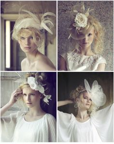 Crazy lovely head accessories