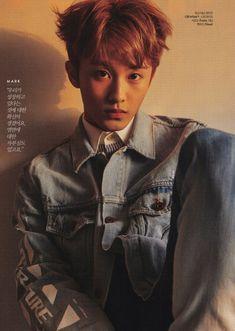 #NCT for Elle Korea -Mark-