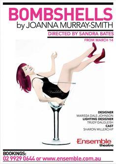 Freelance Graphic Design Portfolio - Ensemble 2013 Theatre Design, Freelance Graphic Design, Lighting Design, It Cast, Light Design