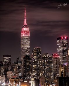 Empire State Building by @KSayeghPhoto