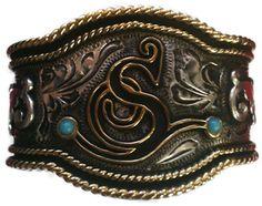 Bracelet Antique w/ black