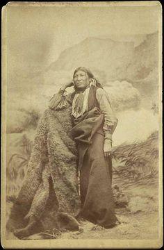 Isa-tai (c.1840 — c.1890) was a Comanche warrior and medicine man of the Quahadi band