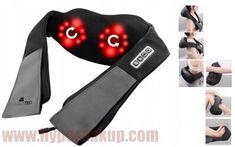 Masážny pás Shiatsu s infra ohrevom Gloves, Automobile