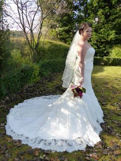 Gemma's wedding day