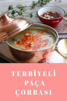 Terbiyeli Paça Çorbası Tarifi Cheeseburger Chowder, Chili, Soup, Recipes, Chile, Chilis, Recipies, Ripped Recipes