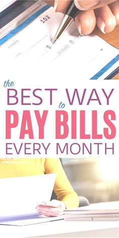 Are you struggling to keep track of your bills? Wanna know the best way to pay bills each month? Check out these 6 simple steps to track and pay your bills! Best Money Saving Tips, Saving Money, Money Tips, Money Hacks, Money Savers, Budgeting Finances, Budgeting Tips, Budgeting Process, Making A Budget