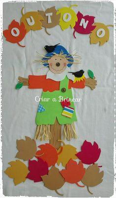 Decoration, Kindergarten, Crafts For Kids, Preschool, Seasons, Halloween, Teaching, Education, Autumn Activities