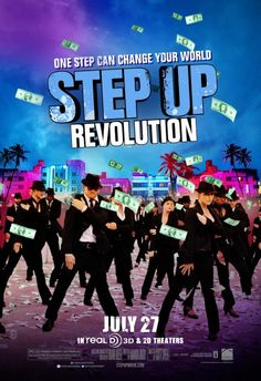 Step Up Movies.....my guilty pleasure!