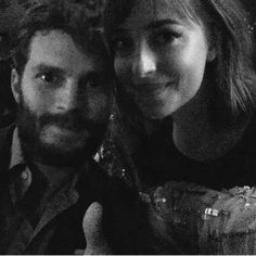 I hope they are beautiful friends for life following their experience bringing the Fifty Shades trilogy to the Big Screen.