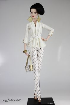 Spring Collection New outfit for Fashion Royalty/ FR 12 '/ FR/10